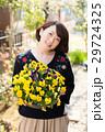 ガーデニング 花 パンジーの写真 29724325