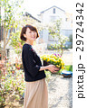 ガーデニング 花 パンジーの写真 29724342