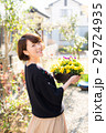 ガーデニング 花 パンジーの写真 29724935