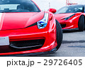 真っ赤なスポーツカー 29726405