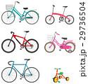 いろいろな自転車 イメージイラスト 29736504