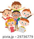 頑張る子供達 29736779