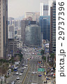 近代的なソウルの街並み 29737396