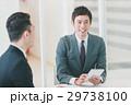 ビジネスマン ビジネス 男性の写真 29738100