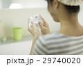 女性 洗顔 スキンケアの写真 29740020