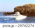 波 白波 海の写真 29742274