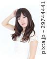 女性 若い ヘアスタイルの写真 29744441