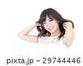 女性 若い ヘアスタイルの写真 29744446