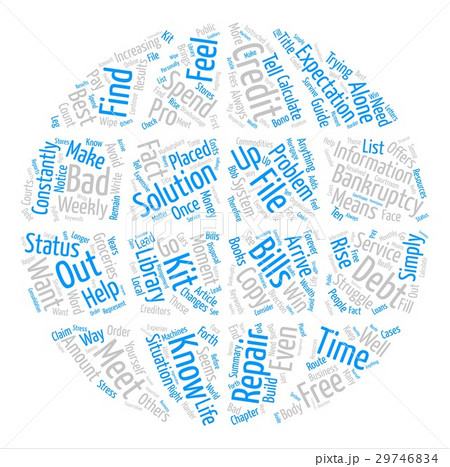 Text Background Word Cloud Conceptのイラスト素材 [29746834] - PIXTA