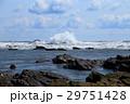海 海岸 岩礁の写真 29751428