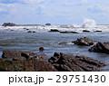 海 海岸 岩礁の写真 29751430