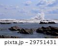 海 海岸 岩礁の写真 29751431