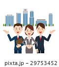 人物 ビジネス チームのイラスト 29753452