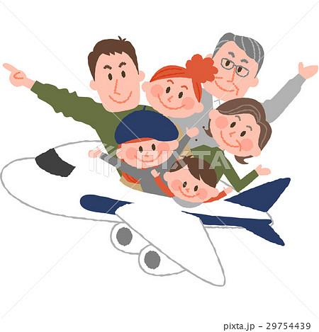 家族で海外旅行 29754439