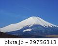 早春の富士山 29756313