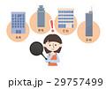 ガス自由化 主婦 ガス会社のイラスト 29757499