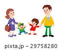 アイコン人物、家族アイコン人物、家族、ファミリー 29758280