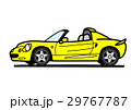 ベクター スポーツカー 車のイラスト 29767787