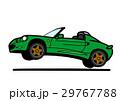 ベクター スポーツカー 車のイラスト 29767788