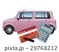 自動車 車 軽自動車のイラスト 29768212