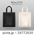Black White Tote Bags Transparent Background 29772630
