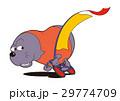 競輪選手キャラクター、アザラシキャラクター 29774709