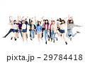 人々 人物 ジャンプの写真 29784418