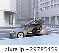 電気自動車 EV クルマのイラスト 29785459
