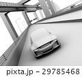 電気自動車 EV クルマのイラスト 29785468