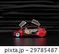 電気自動車 EV クルマのイラスト 29785487