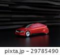 電気自動車 EV 乗用車のイラスト 29785490
