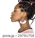 イヤリング 耳飾 耳飾りの写真 29791758