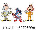 消防家族、少年消防士、レスキュー家族 29795990