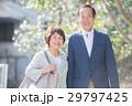 人物 カップル 夫婦の写真 29797425