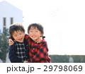 家と子供 29798069