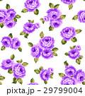 薔薇 花 花柄のイラスト 29799004