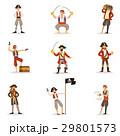海賊 キャプテン 船長のイラスト 29801573