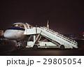 飛行場 航空機 飛行機の写真 29805054