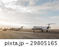 飛行場 航空機 飛行機の写真 29805165