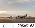 飛行場 航空機 飛行機の写真 29805168