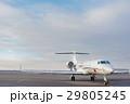 飛行場 航空機 飛行機の写真 29805245