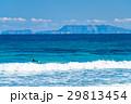 白浜海岸 海 波の写真 29813454