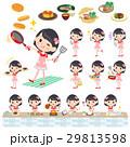 女性 アイドル 歌手のイラスト 29813598
