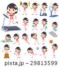 女性 アイドル 歌手のイラスト 29813599