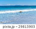 白浜海岸 海 波の写真 29813903