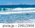 白浜海岸 海 波の写真 29813908