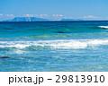 白浜海岸 海 波の写真 29813910