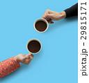コーヒー コーヒーカップ カップの写真 29815171