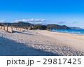 《静岡県》伊豆・白浜海岸の美しいビーチ 29817425