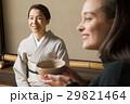 人物 女性 茶道の写真 29821464